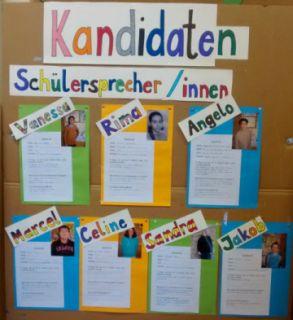 2014-10 - Schuelersprecherkandidaten