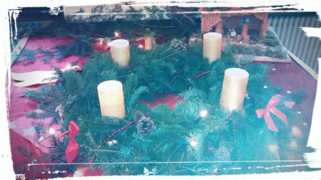 2014_12 - Adventskranz