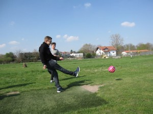 Soccer Fussballgolf In Dirmstein Nordringschule Landau